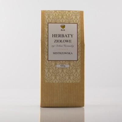 Herbatka Mistrzowska